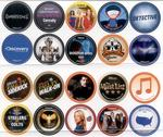 GetGlue Stickers Batch #4