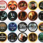 GetGlue Stickers Batch #8