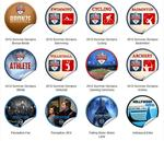 GetGlue Stickers Batch #25