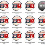 GetGlue Stickers Batch #26
