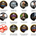 GetGlue Stickers Batch #36