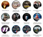 GetGlue Stickers Batch #45
