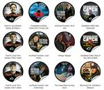 GetGlue Stickers Batch #51