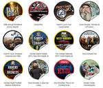 GetGlue Stickers Batch #55