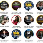 GetGlue Stickers Batch #56
