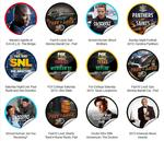 GetGlue Stickers Batch #60