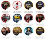 GetGlue Stickers Batch #61