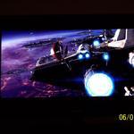 Samsung LN52A650, Star Wars III DVD, Ships