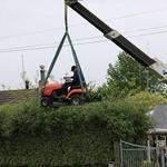 Redneck Tree Trimmer