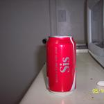 Coca-Cola Can - Sis