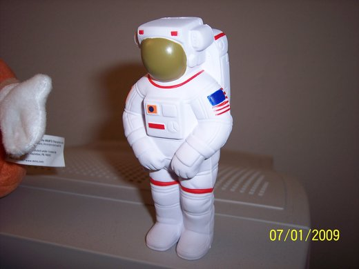 Squishy Spaceman