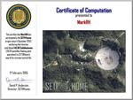 SETI Certificate of Computation: Normal