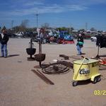 Duncan Auto Swap Meet - Coors!