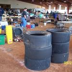 Duncan Auto Swap Meet - NASCAR Tires
