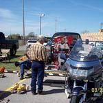 Duncan Auto Swap Meet - Dale Earnhardt (sign)